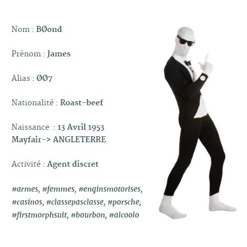 James BOond